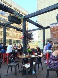 Rooftop patio! - Picture of CRAFT Beer Market - Edmonton ...