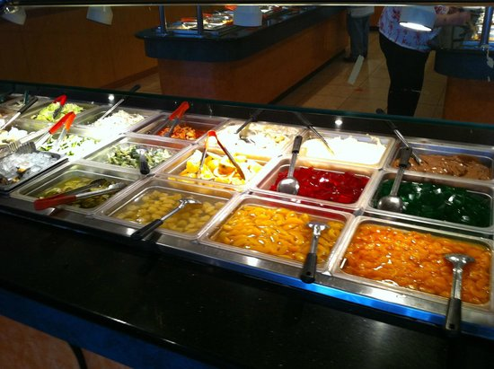 Chinese joint by the Walmart - Review of New Jin Jin Buffet