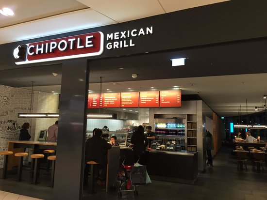 Skyline Plaza Restaurant Chipotle - Skyline Plaza, Frankfurt - Restaurant Reviews