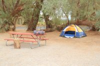 Camping - Picture of Fiddlers' Campground, Death Valley ...