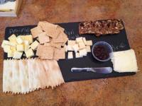 Artisan Cheese Plate! - Picture of ELMARO Vineyard ...