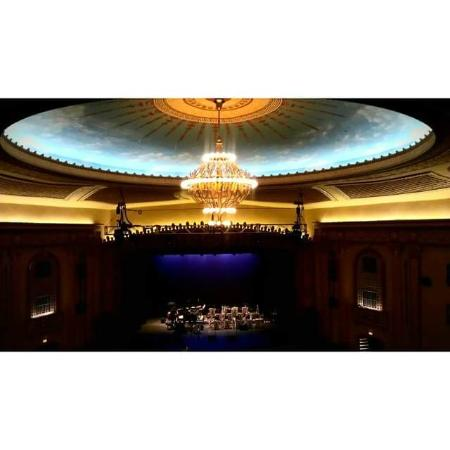 Movie Theater to Music Hall - Review of Count Basie Theatre, Red