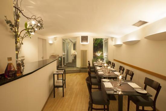 Restaurant - Bild von Außen Alster Hotel, Hamburg - TripAdvisor - aussen alster hotel