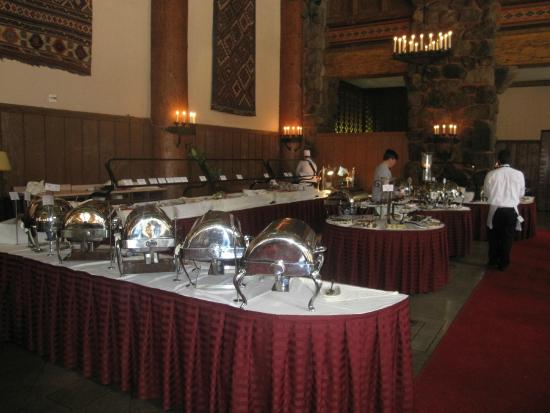 sophisticated Ahwahnee Hotel Dining Room Contemporary - 3D house ...