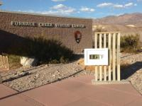 Furnace Creek Visitor Center - Picture of Furnace Creek ...
