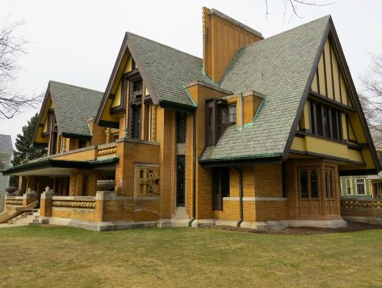 Check This Out Picture Of Frank Lloyd Wright Home And