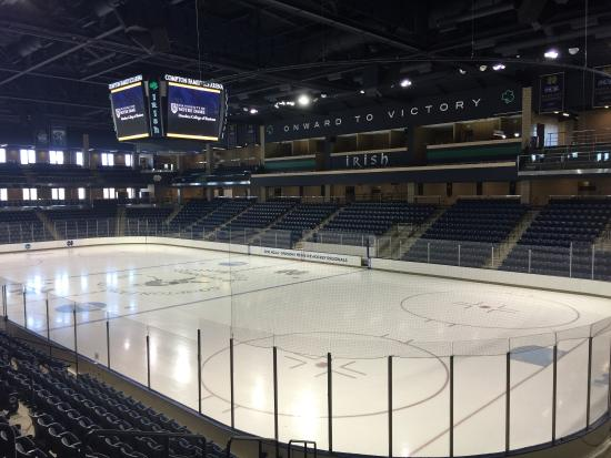 Compton Family Ice Arena (South Bend) - 2019 All You Need to Know