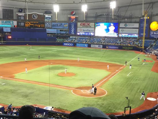 THE 10 CLOSEST Hotels to Tropicana Field, St Petersburg