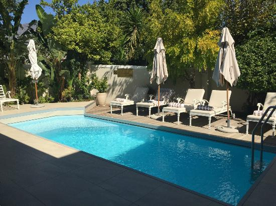 Pool - Picture of The Last Word Franschhoek, Franschhoek - TripAdvisor