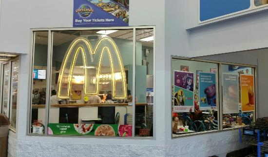 Walmart McDonald\u0027s \u0027nuff said - Review of McDonald\u0027s, Orlando