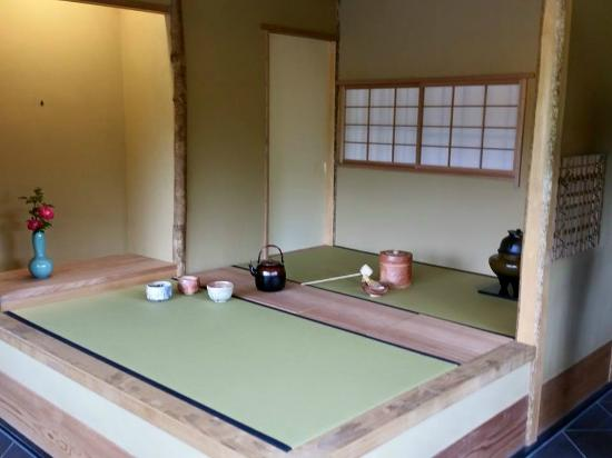 New Japanese Garden - Tea Room - Picture of Frederik Meijer Gardens