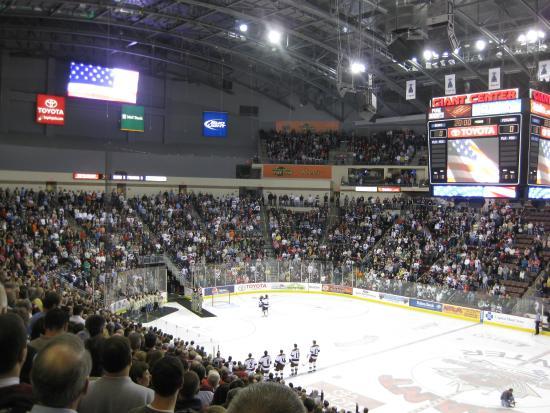 HERSHEY BEARS - Picture of Giant Center, Hershey - TripAdvisor