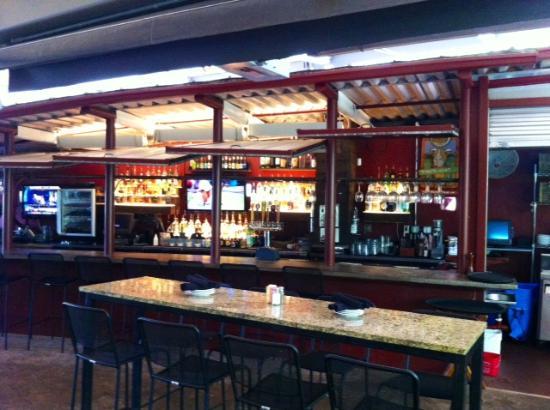 Patio Bar Area Picture Of Jack Allen39s Kitchen Austin