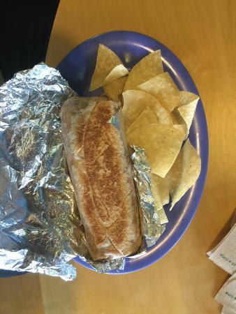 Burrito Boarder - Picture of Burrito Boarder, St Petersburg