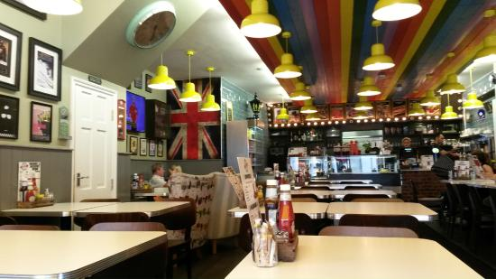 Interior View - Picture Of The Breakfast Bar, Waltham Cross