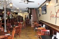 dining room - Picture of The Gas Lamp Grille, Newport ...