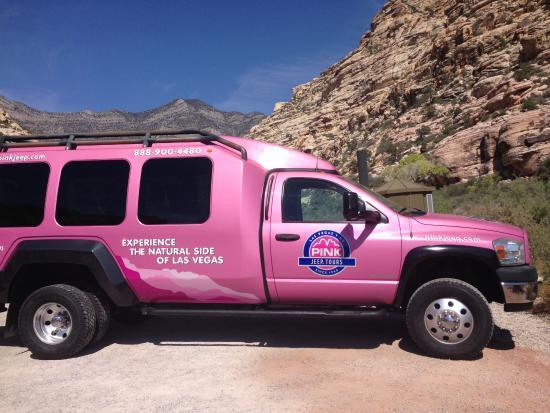 Pink Jeep Tours Las Vegas Red Rock Canyon | Joshymomo.org