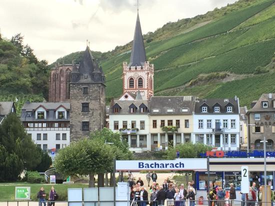 Bacharach Picture Of Rhine River Day Cruises Bingen Am - Via Bacharach