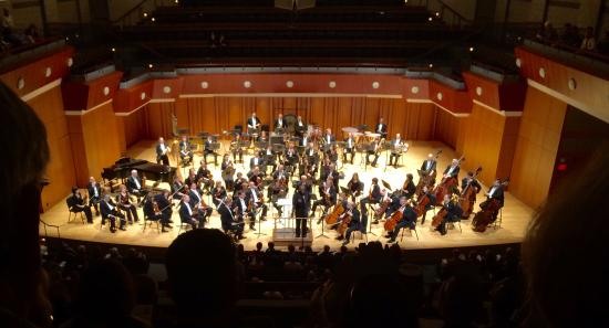Atlanta Symphony Orchestra at the UGA PAC - Picture of University of