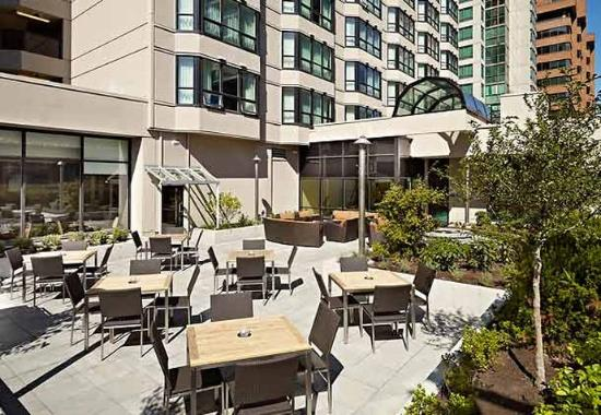 Outdoor Patio Picture Of Residence Inn By Marriott