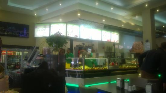 Offene Küche - Picture of Kebap Lounge, Wolfsburg - TripAdvisor - offene kuche