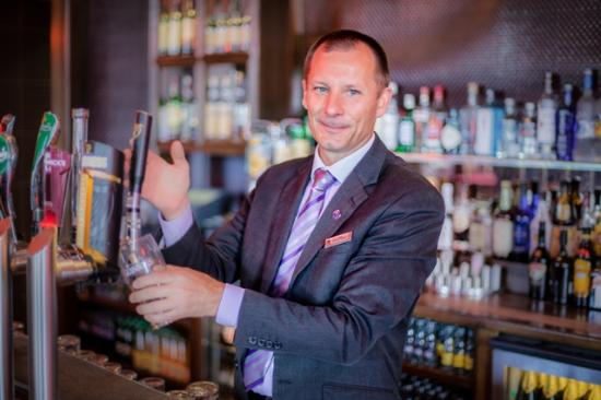 John Parker Bar Manager - Picture of The Brehon, Killarney - TripAdvisor