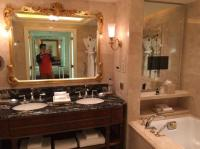 Royal bathrooms - Picture of The Leela Palace New Delhi ...