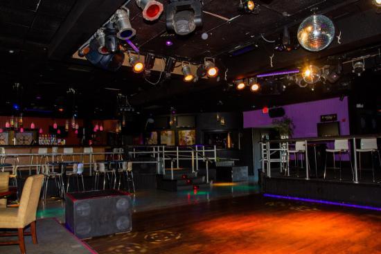 Main Bar Dance Floor Picture Of Flamingo Resort St