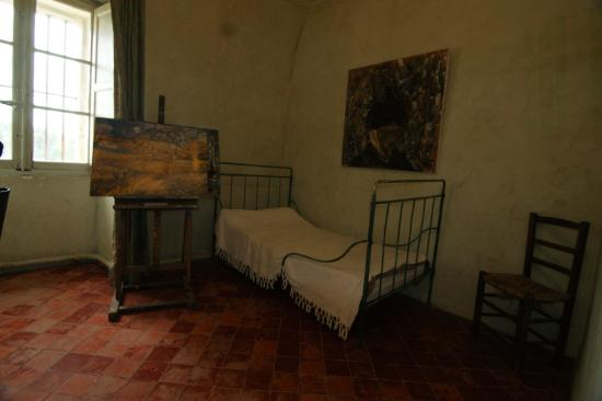 La chambre de Vincent Van Gogh - Picture of Van Gogh Walk, Saint - Description De La Chambre De Van Gogh