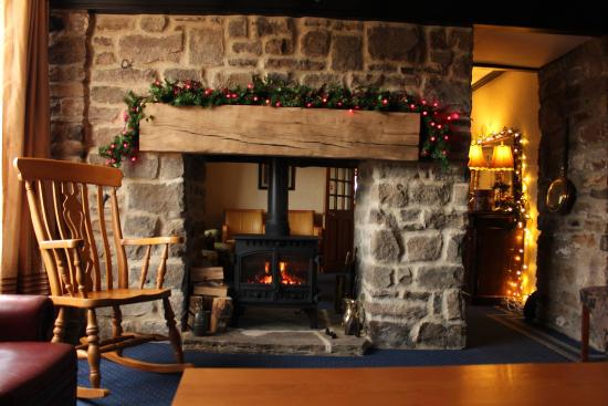 New Inglenook Fireplace Picture Of Kearton Country Hotel
