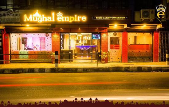 Mughal Empire Multi-Cuisine Restaurant, Kathmandu - Restaurant - mughal empire