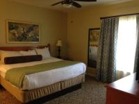 Master bedroom with comfy king bed. - Picture of Wyndham ...