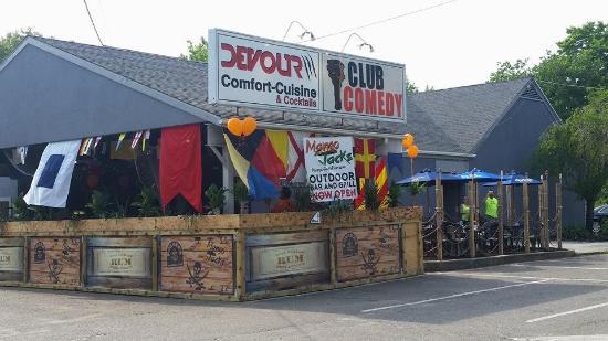 Mango Jack39s Outdoor Bar And Grill Naugatuck Restaurant