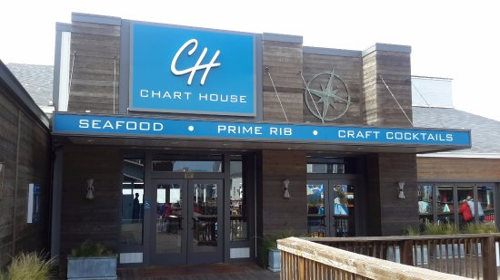 L\u0027entrée de l\u0027établissement - Picture of Chart House, San Francisco