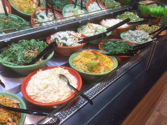 Fresh - The Good Food Market, Grand Canal, Dublin - Restaurant