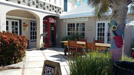 CV Café, St George\u0027s Bermuda - Picture of CV Cafe, St George