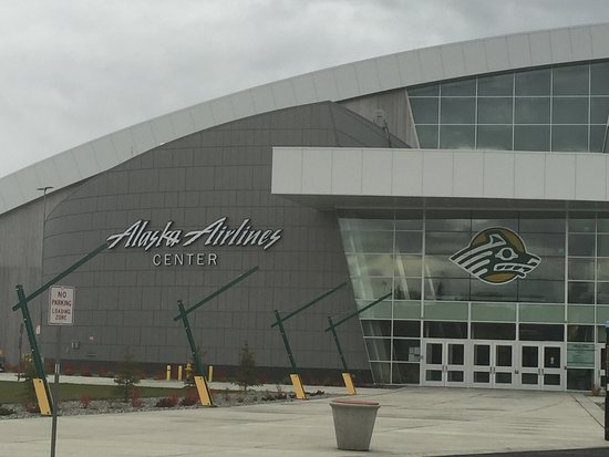 Alaska Airlines Center (Anchorage) - 2018 All You Need to Know