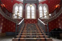 Grand staircase - Picture of St. Pancras Renaissance Hotel ...