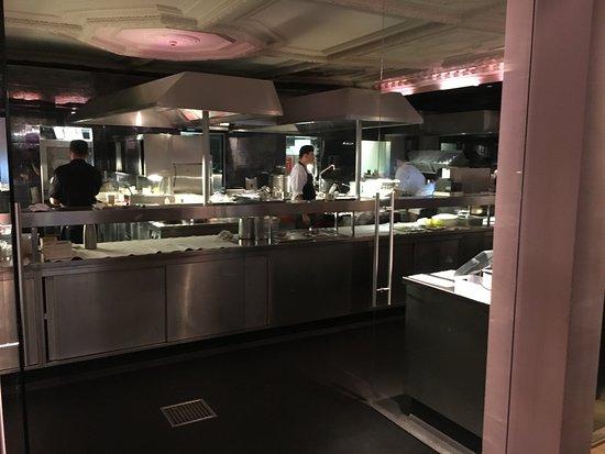 Die offene Küche - Picture of Hotel Gams, Bezau - TripAdvisor - offene kuche