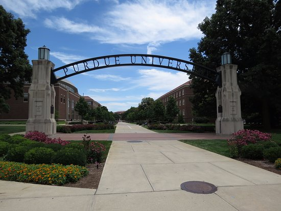 Stunning Campus - Picture of Purdue University, West Lafayette - purdue university campus