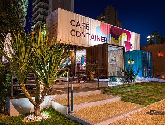 Cafe Container Campinas Restaurant Reviews Phone