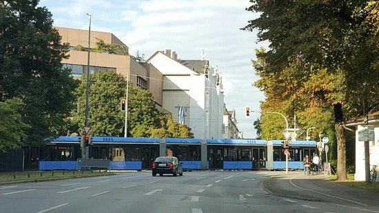 The U Bahn Another Of Munich S Public Transport Options - Mvv Munich