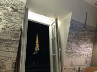 Eiffel Tower View Room - Picture of Cler Hotel, Paris ...