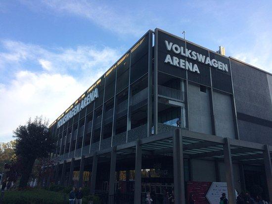Volkswagen Arena - Picture of Volkswagen Arena, Istanbul - TripAdvisor