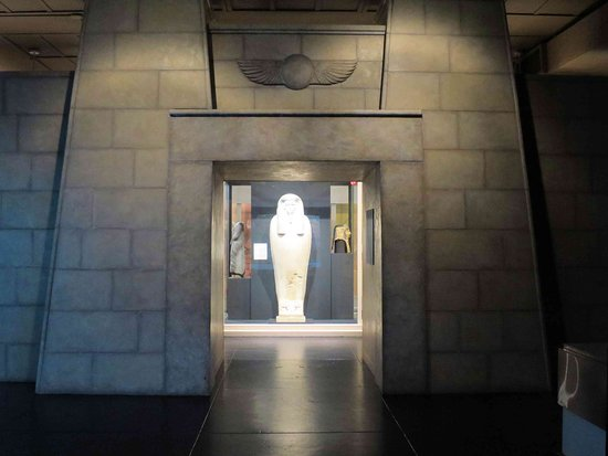 The Mummy39s Tomb 3rd Floor Picture Of Yale Peabody
