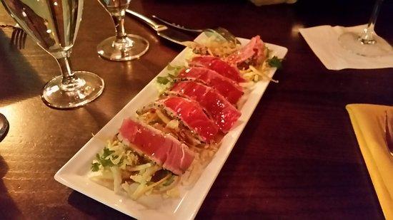 ahaa!! Tuna - Picture of Caffe Siena, Charlotte - TripAdvisor
