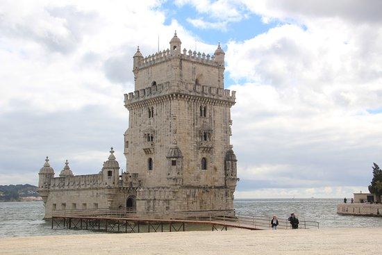 Torre De Belem Lissabon Portugal Bild Von Torre De