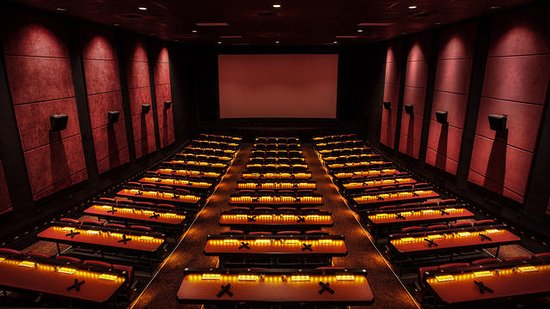 AMC Disney Springs 24 with Dine-in Theatres (Orlando) - 2018 All You