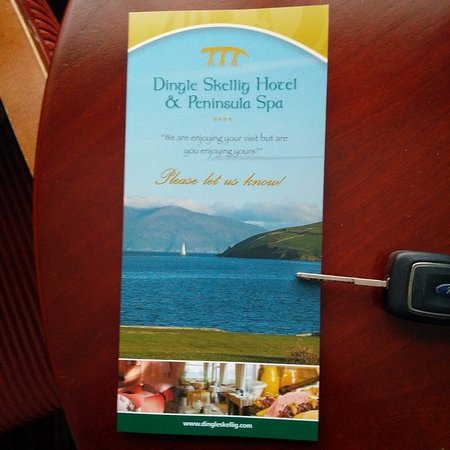 Spa Brochure - Picture of Dingle Skellig Hotel, Dingle - TripAdvisor