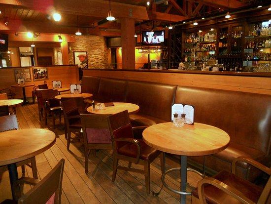 Lunch Menu Way Overpriced The Keg Steakhouse Bar